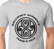 Gallifrey Academy Track & Field Team - Dark Unisex T-Shirt