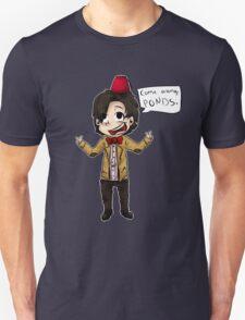 Come Along, Ponds T-Shirt