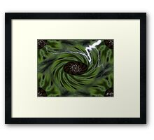 Absorber Framed Print