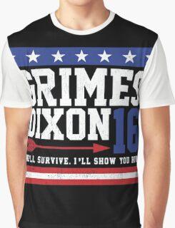 Grimes Dixon President 2016 Graphic T-Shirt