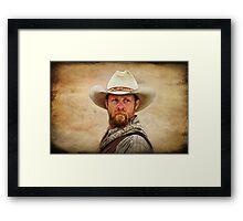 Washington State Ranger Framed Print