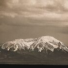 Colorado Wet Mountains by JFantasma