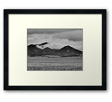 Eleven Mile Canyon Framed Print