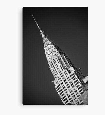 Stylish Chrysler Canvas Print
