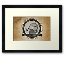 Official Seal Framed Print
