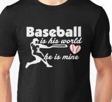 Baseball Mom Tshirt Unisex T-Shirt
