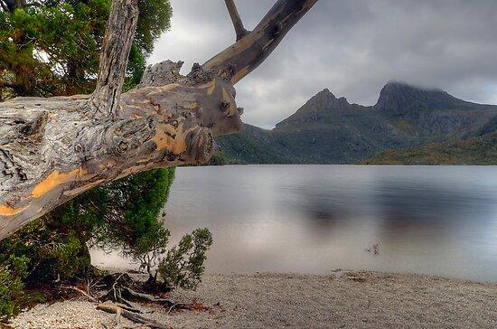 Dove Lake. by Julie  White