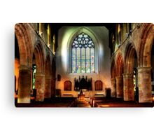 St Mary the Virgin Canvas Print