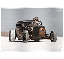 Hot Rod on the salt 3 Poster