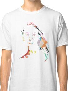 Face T-shirt - colourful Classic T-Shirt