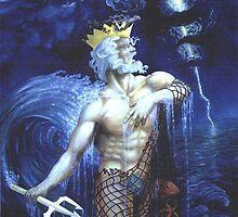 Neptune by Randy Blain
