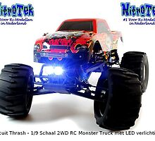 RC monster truck by james03x