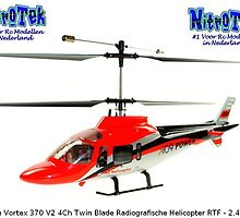 twin blade helicopter by james03x