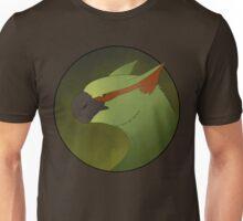 Green Nargacuga Portrait Unisex T-Shirt
