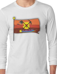 Gravity Falls: Take Back The Falls Long Sleeve T-Shirt