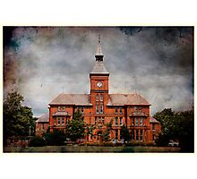 Coney hill hospital Photographic Print