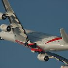 Emirates A380 by marty1468