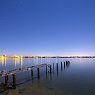Old Cleveland Jetty by Peter Doré
