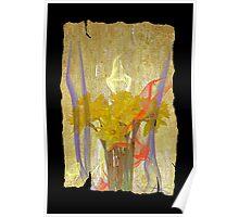 Daffodil Art Poster