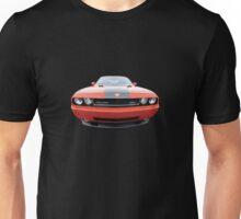 DODGE CHALLENGER SRT. Unisex T-Shirt