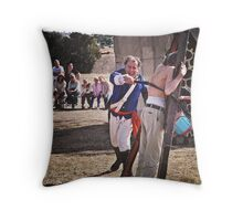 Crime and Punishment  Throw Pillow