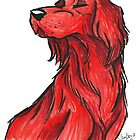 Brush Breeds-Irish Setter by Alexa H.J.