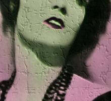 Artistic Portrait Sticker