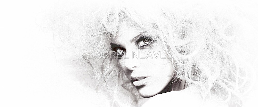 white by DARREL NEAVES