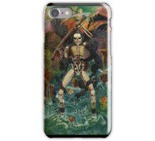 Rampant Death iPhone Case/Skin
