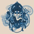Ganesh by beanzomatic