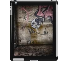 Graffiti Dancing Skeleton iPad Case/Skin