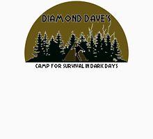 Diamond Dave's Camp For Survival In Dark Days Unisex T-Shirt
