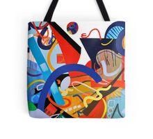 Abstract Interior #9 Tote Bag