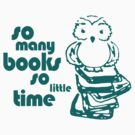 Book Owl by erinv2000