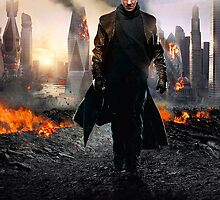 "Star Trek - ""Into Darkness"" Benedict Poster by Britnasty"