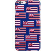 Smartphone Case - State Flag of Hawaii  - Blue iPhone Case/Skin