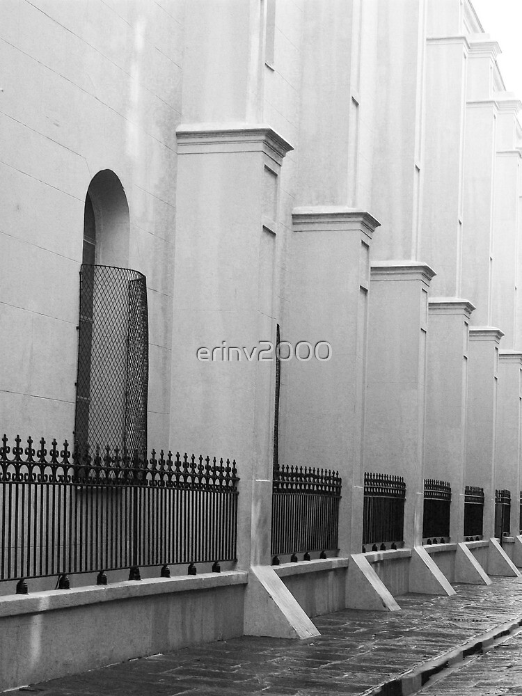 French Quarter Corridor by erinv2000