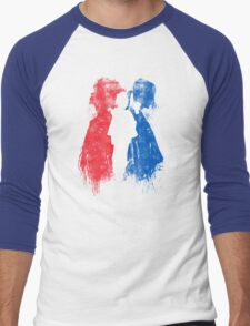 Samurai tag Men's Baseball ¾ T-Shirt