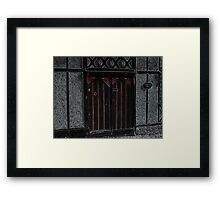 Dragons unexpected Framed Print