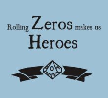 World of Darkness - Zero Hero by Serenity373737