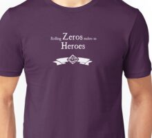 World of Darkness - Zero Hero - For Dark Shirts Unisex T-Shirt