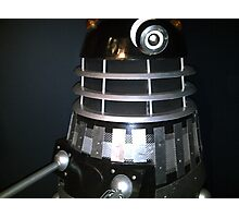 dalek. Photographic Print