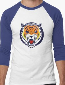 Rising Tiger Men's Baseball ¾ T-Shirt