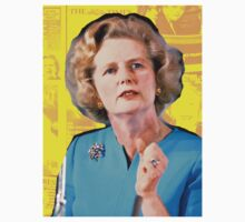 Margaret Thatcher by noashemer