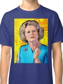Margaret Thatcher Classic T-Shirt