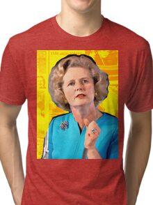 Margaret Thatcher Tri-blend T-Shirt