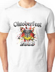 Oktoberfest Coat Of Arms 2013 T-Shirt
