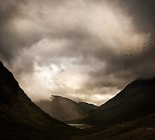 The Road Hame by redtree