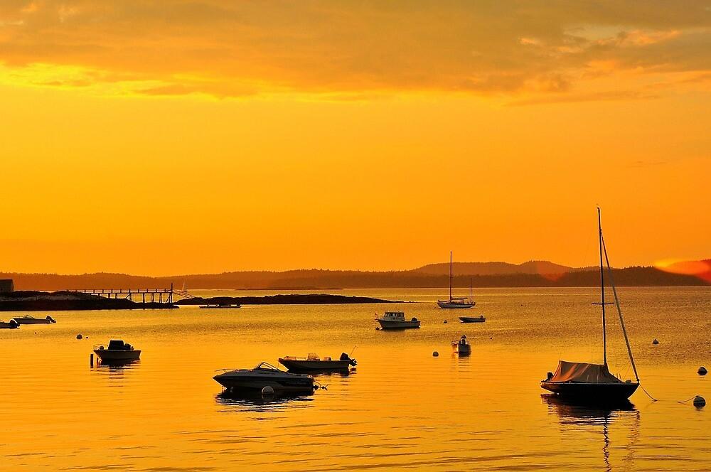 Deer Isle, Maine by fauselr
