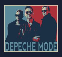 Depeche Mode by AimLamb